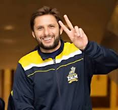 Shahid Afridi Interview in PSL Final Match 2016