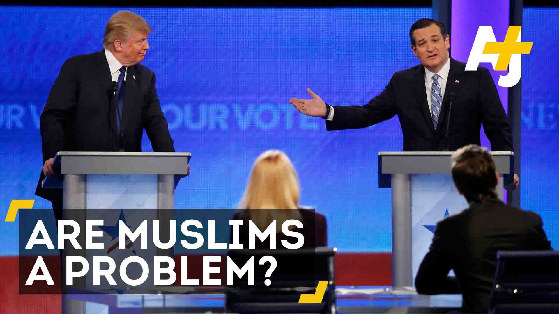 The GOP Has A Muslim Problem