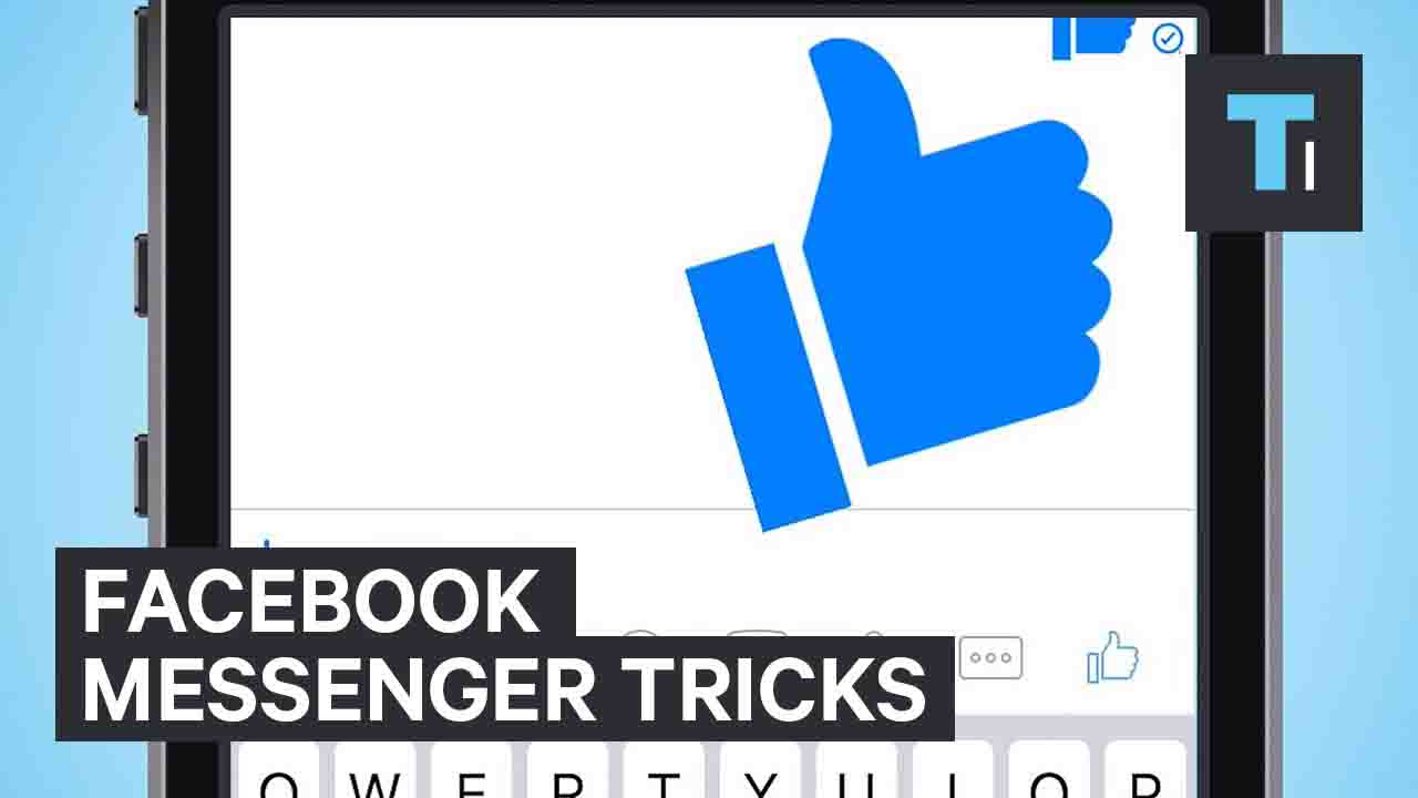 Facebook Messenger Tricks