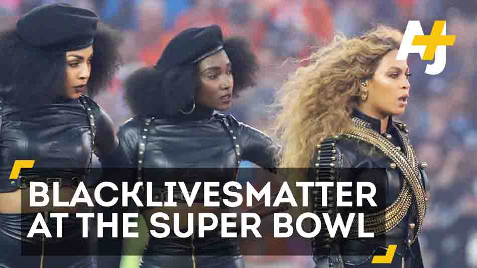 Beyoncé Backup Dancers Send Powerful Message