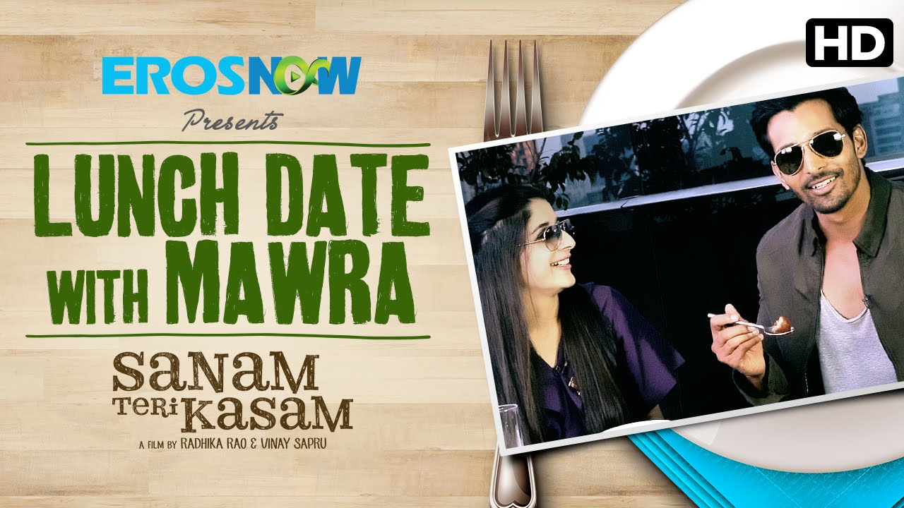 Lunch Date with Mawra Hocane