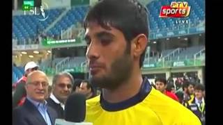 Mohammad Asghar Gets Two Catches on Two Balls in PSL
