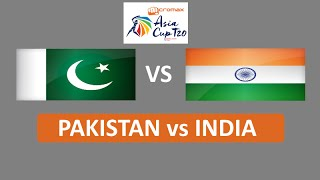 India vs Pakistan T20 Asia Cup Extended Highlights 2016