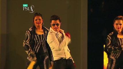 Ali Zafar's Amazing Performance in PSL