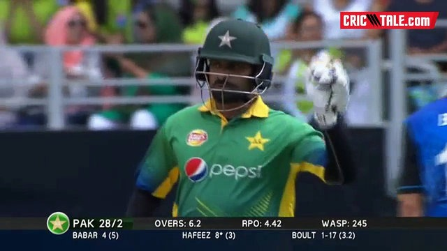 Muhammad Hafeez 76 Of 60 Vs New Zealand Pak Vs NZ 3rd ODI 2016