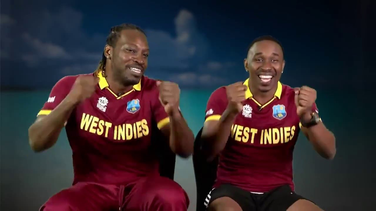 Gayle, Bravo Super Relaxed Ahead of Big Game