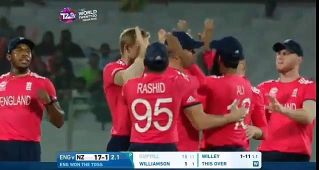 ICC WT20: England vs New Zealand