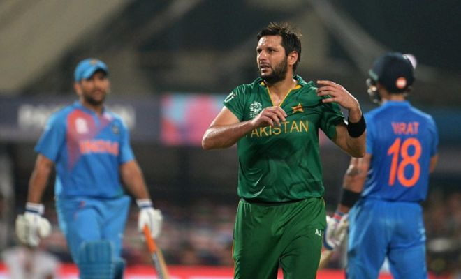 Shahid Afridi Criticised For Kashmir Comments