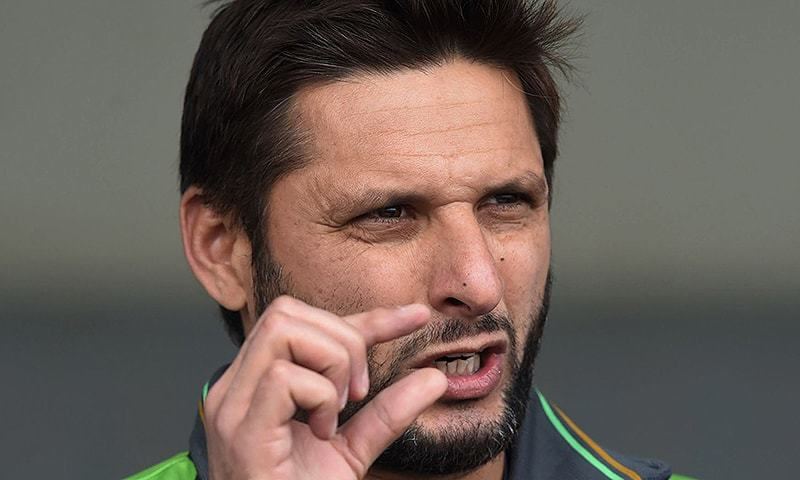 Shahid Afridi's Reaction When Nadia Khan Talked About 'Kiss'