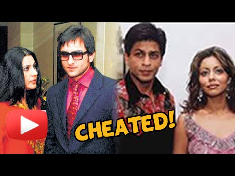 Bollywood Stars And Their Extra Marital Affair