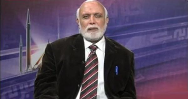 Haroon Rasheed Disclosing Gen. Raheel's Message To UK PM