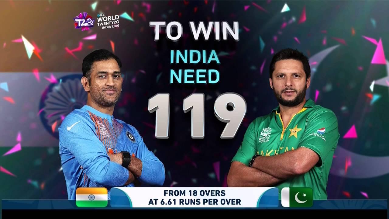 ICC WT20: India vs Pakistan Match Highlights