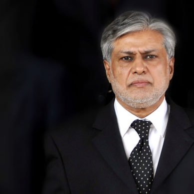 Dar Seeks Approval For Rs 310bn 'Supplementary' Budget
