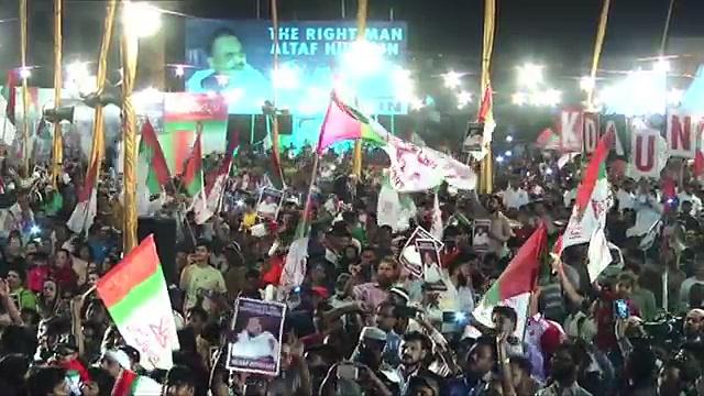 Is Mustafa Kamal a threat to MQM ?
