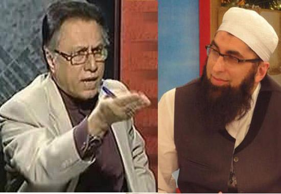I Don't Like Junaid Jamshed: Hassan Nisar