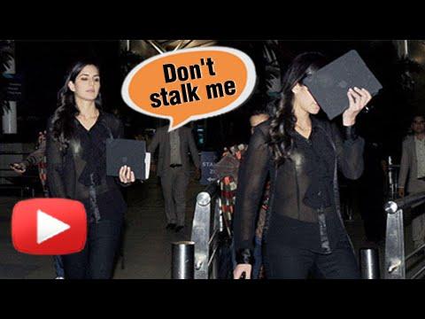Katrina Kaif Threatens Photographers, Accuses Of Stalking