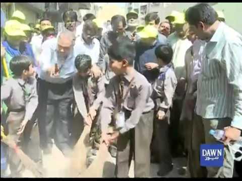 MQM Initiates Clean Karachi Campaign