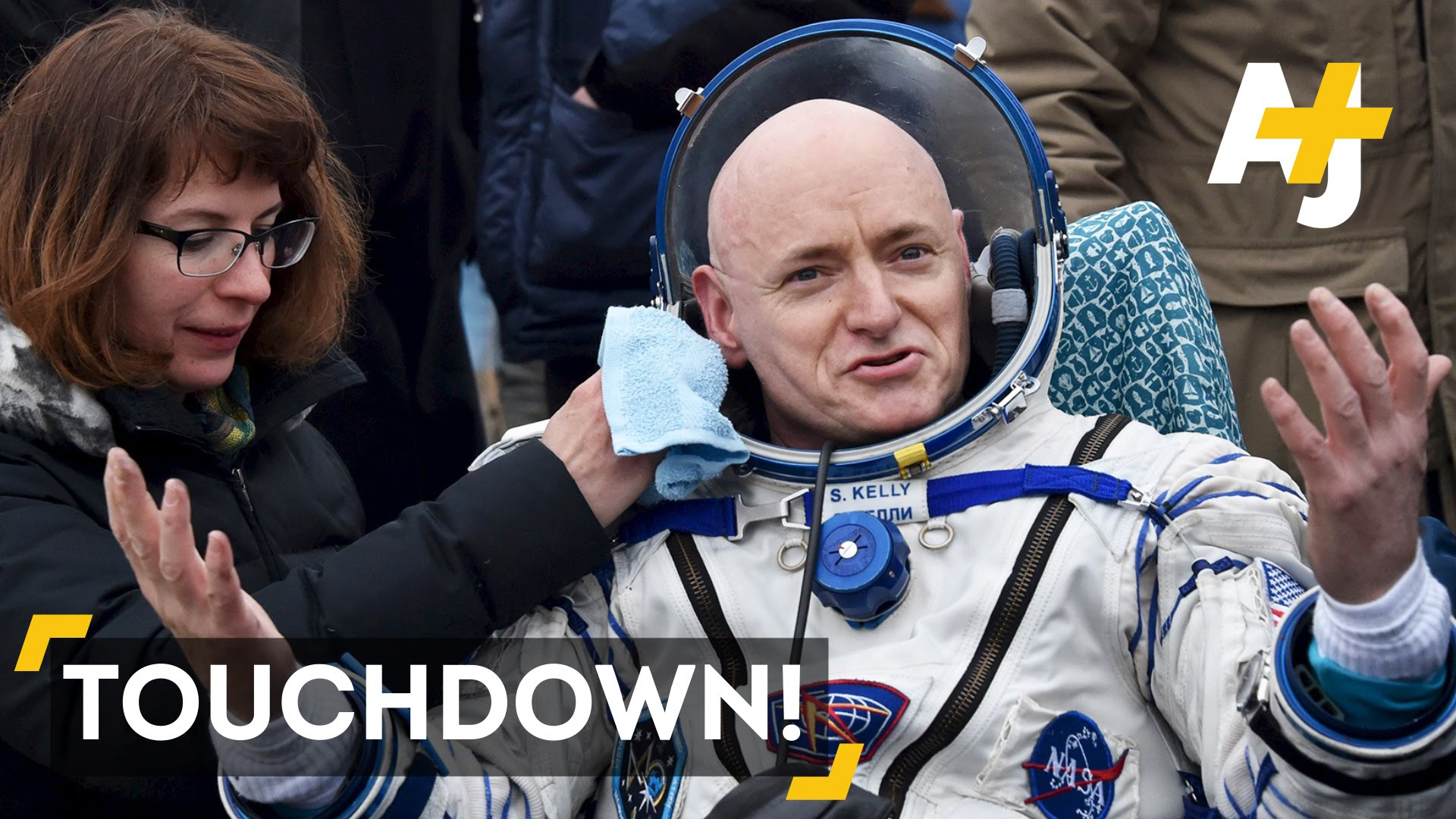 NASA-Astronaut-Scott-Kelly-Lands-On-Earth-After-Year-In-Space