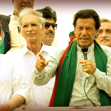 PM Will Be Caught If He Probes Corruption: Imran Khan
