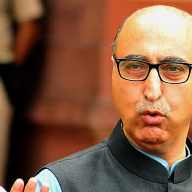 Can't Shy Away From Kashmir, Says Basit