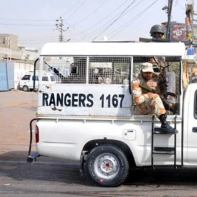Sindh Govt's 'Conditions' On Extension Of Rangers' Policing Powers Rejected