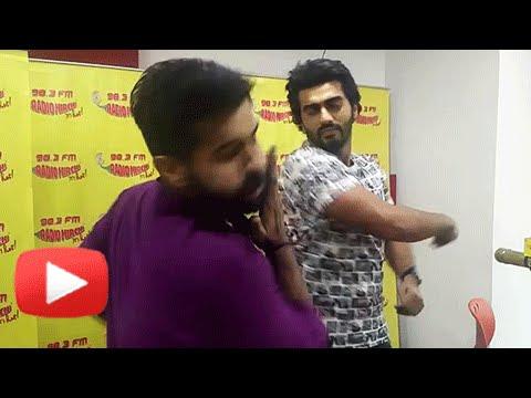VIRAL! Arjun Kapoor SLAPS Radio Jockey!