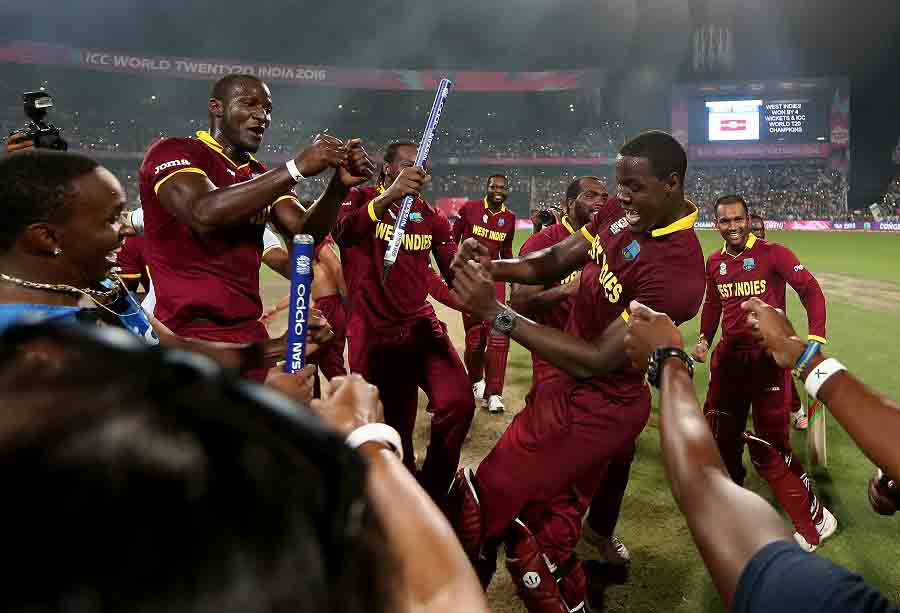 Amazing Last Over Of West Indies And Wining Moments