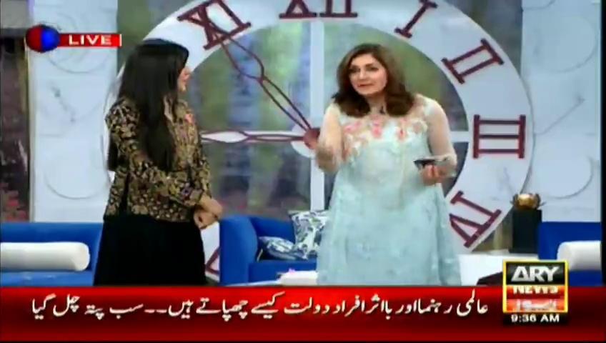 Ayesha-Sana-discusses-her-Bright-Karein-Video
