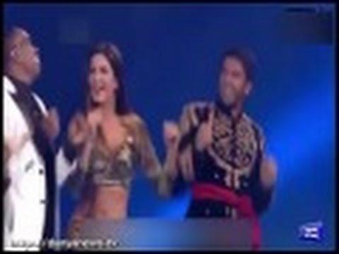 Katrina Kaif Makes DJ Bravo's Jaw Drop with Champion Belly Dance