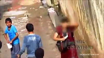 India: Cruel Women Harassment Video Caught