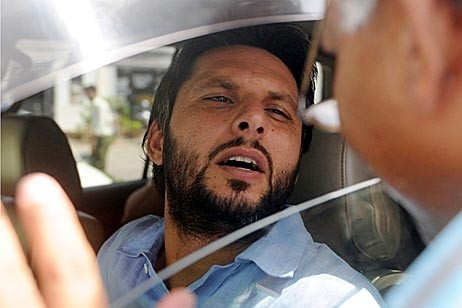 Shahid Afridi Talks About Mother's Love