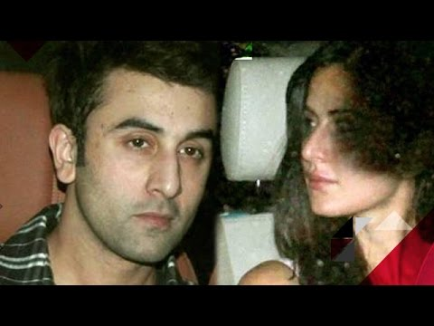 Ranbir Kapoor And Katrina Kaif Party Together