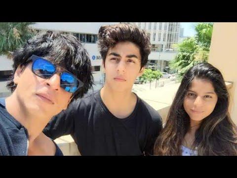 Shah-Rukh-Khan-REVEALS-Aryan-Khan-and-Suhana-Khans-DEBUT