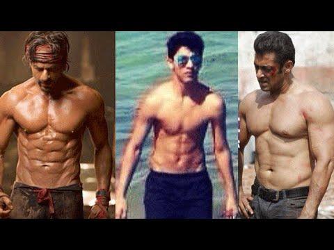 Shah-Rukh-Khans-Son-Aryan-Khan-COPIES-Salman-Khan-HOT-BODY
