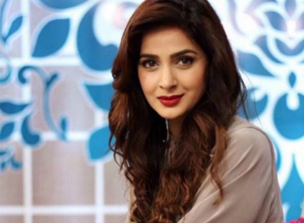 Pakistanis think Saba Qamar best  among female actors