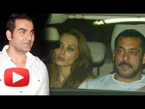 Brother Arbaaz Khan REACTS On Salman Khan Iulia Vantur Wedding