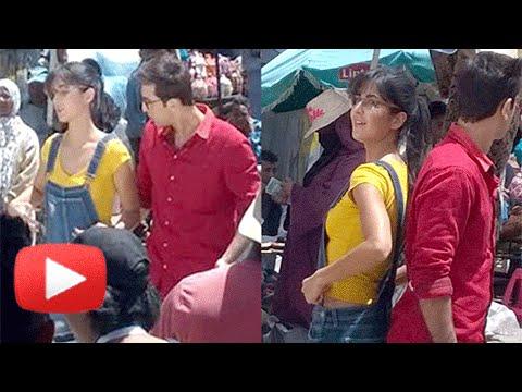 LEAKED: Ranbir Kapoor Katrina Kaif Jagga Jasoos VIDEO!