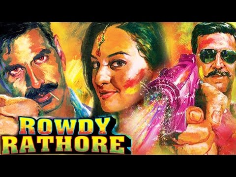 Rowdy Rathore – Full HD Movie