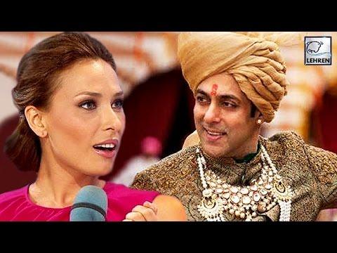 Salman Khan's Girlfriend Iulia Vantur REACTS On Marriage Rumours
