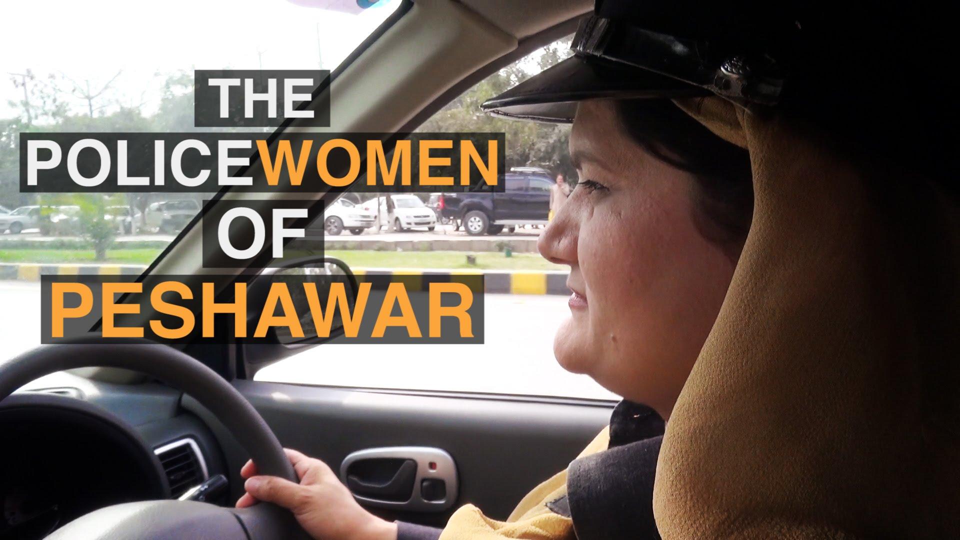 The Policewomen of Peshawar