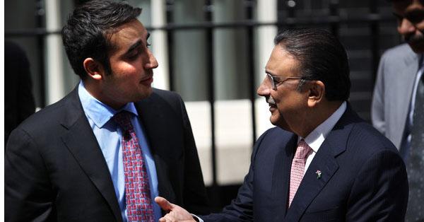 Mockery: Asif Zardari & Bilawal Bhutto Leaked Call