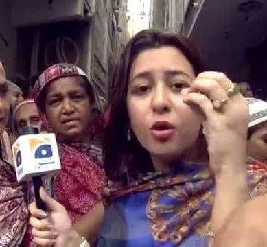 Worsening Water Crisis Of Karachi