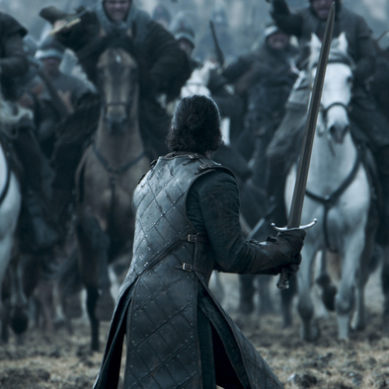 Real stunts Behind Biggest Battle Of Game Of Thrones