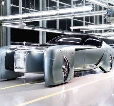 Rolls Royce Floating Car Review