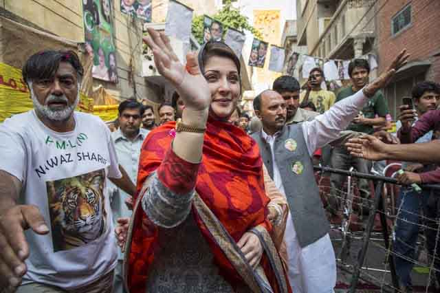 Maryam Doesn't Own Off-shore Company: Captain Safdar