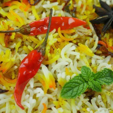 Ramadan Food Diaries #29 Kachay Gosht Ki Biryani