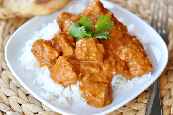 Ramadan Food Diaries #1 Butter Chicken