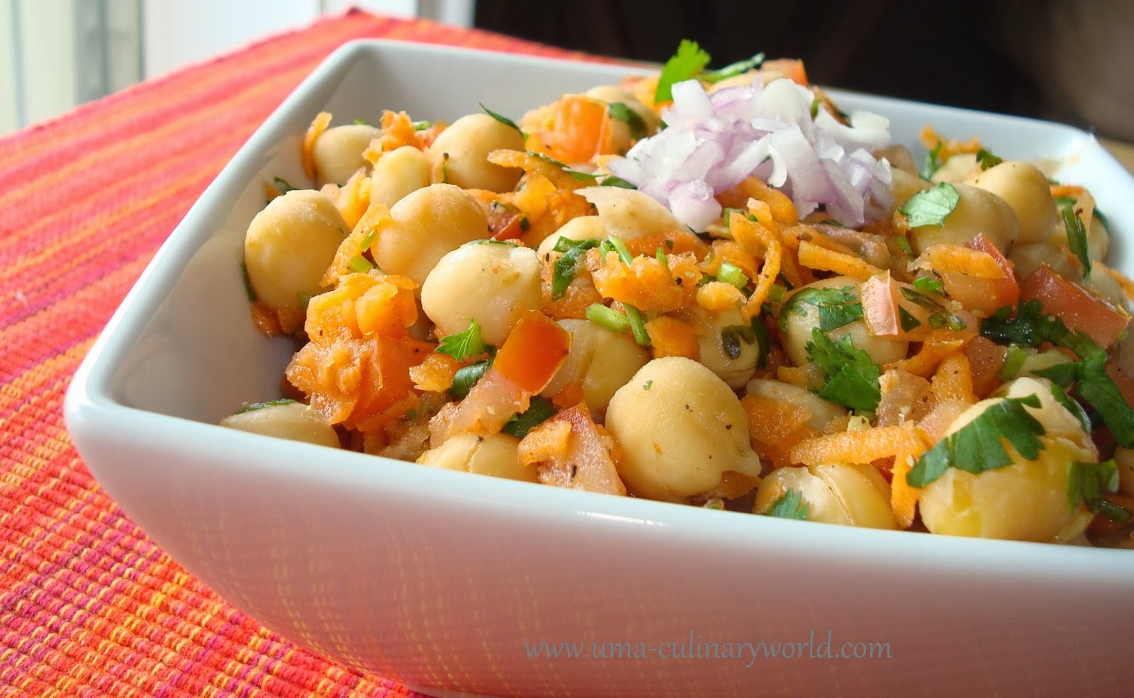 Ramadan Food Diaries #14 Dahi Chana Chaat