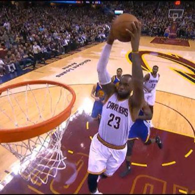 Golden State Warriors vs Cleveland Cavaliers – Full Highlights – 2016 NBA Finals