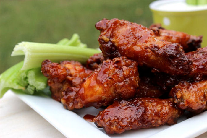 Ramadan Food Diaries #2 Honey BBQ Chicken Wings